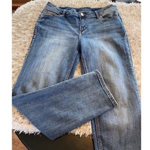 Maurices Slim Fit Jeans Size 14 Short